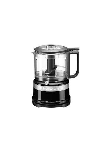 KitchenAid KitchenAid 5Kfc3516Eob Mini Mutfak Robotu Siyah